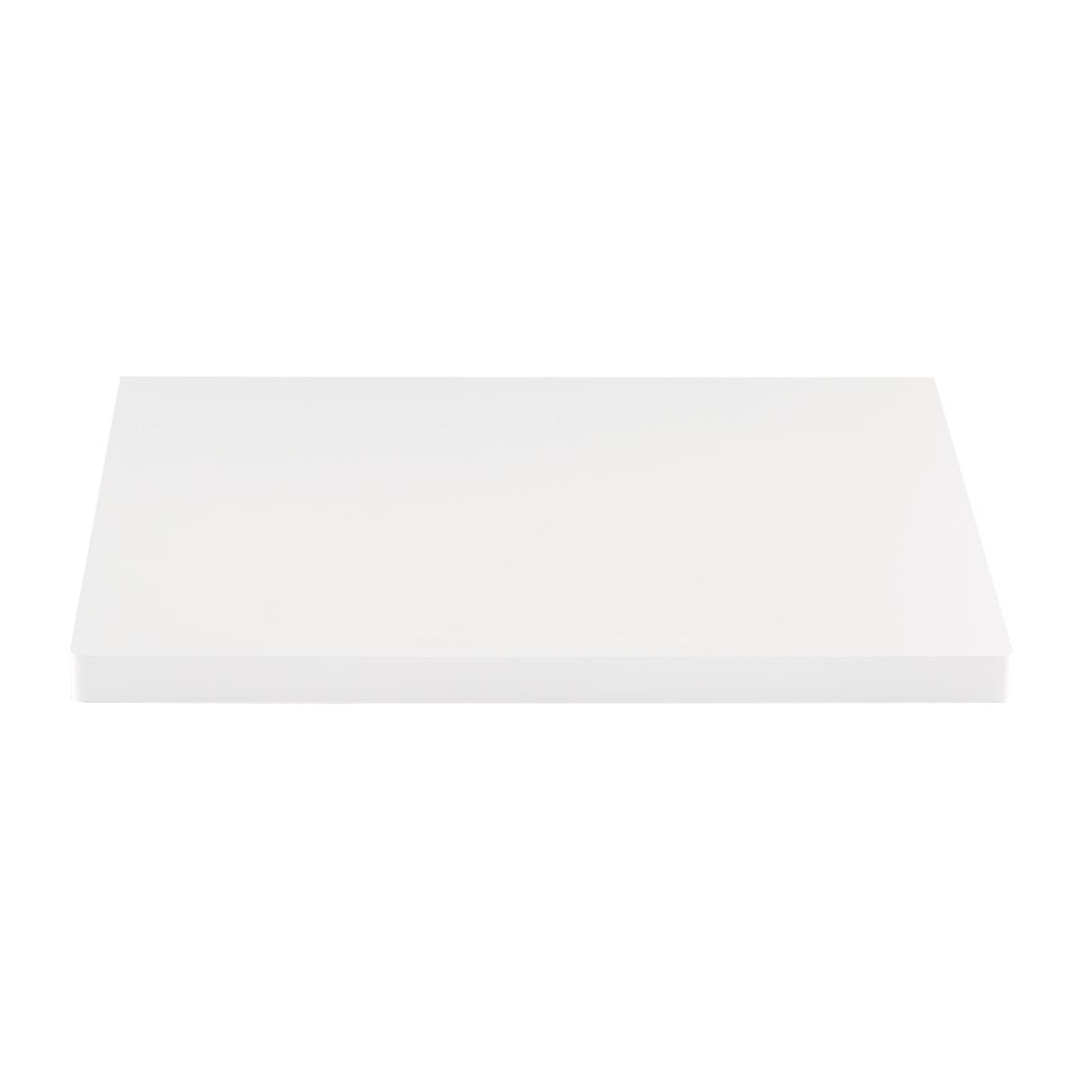 White elfa decor Desk Tops