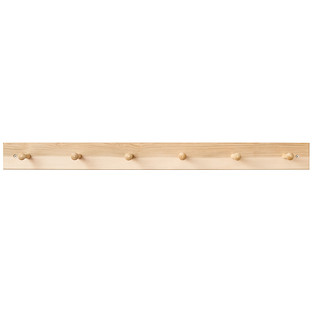 Maple Shaker Peg Racks