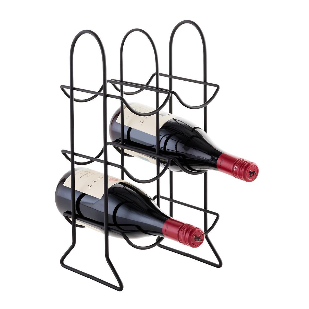 Q A 1 Question Answer 6 Bottle Wine Rack