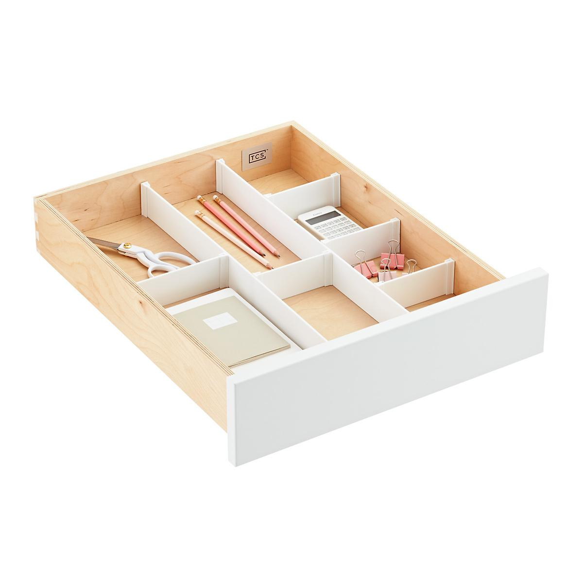 Custom Drawer Organizer Strips | The Container Store