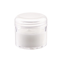 2 oz. Clear Travel Jar with Lid