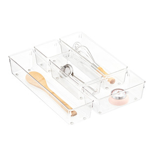 iDesign Linus Deep Drawer Organizers