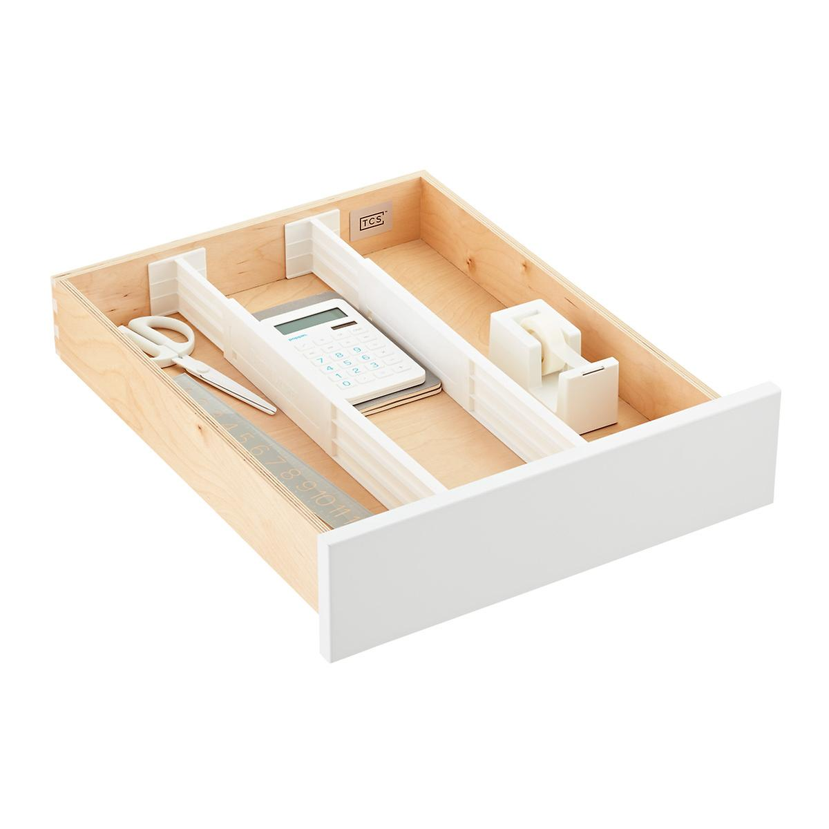 drawer organizer kitchen 3 quot drawer organizers the container 3460