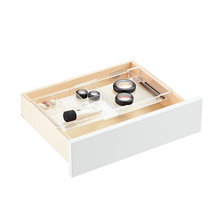 Linus Expandable Drawer Organizer