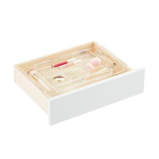 Expanding Acrylic Drawer Organizer