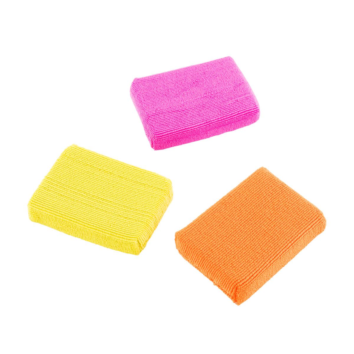 Casabella Microfiber Sponges