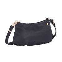 Outpac Black Citysafe Genie Anti-Theft Crossbody Bag