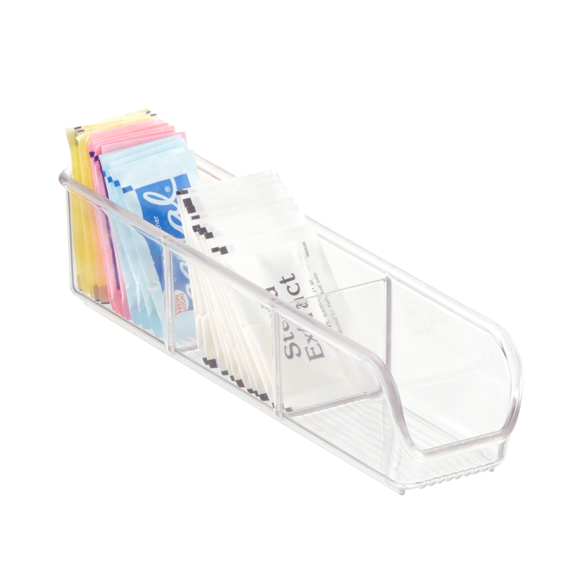 iDesign Linus Sugar & Tea Packet Holder