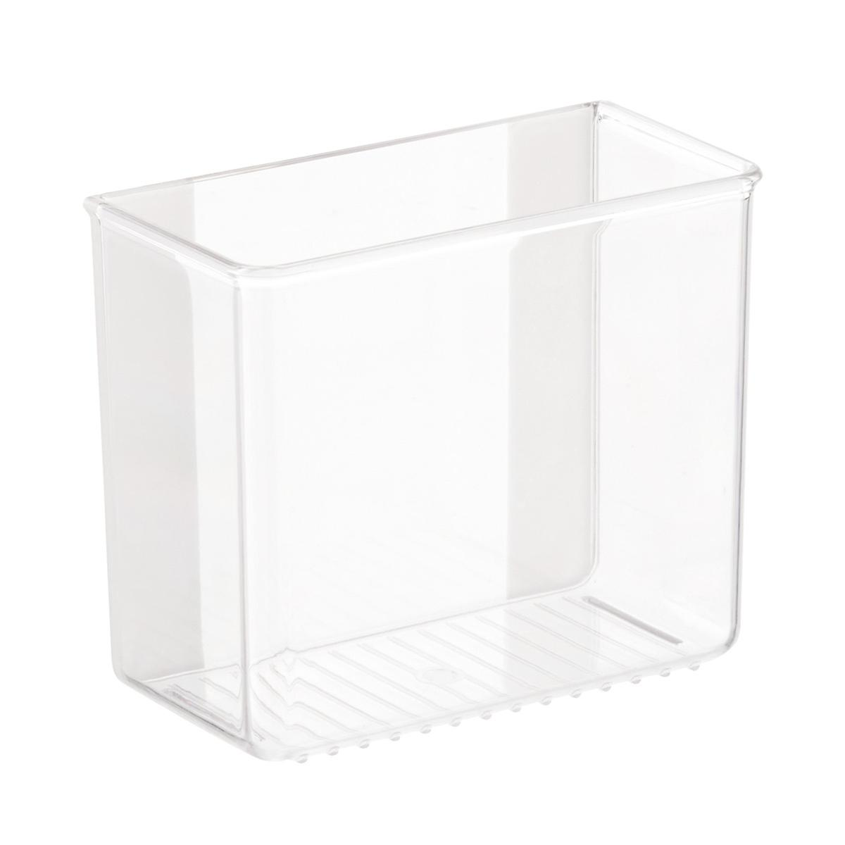 Kitchen Storage Bins: InterDesign Affixx Adhesive Organizer Bins