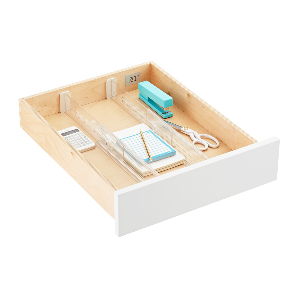 "2-3/8"" Expandable Drawer Dividers"