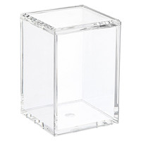Acrylic Square Canisters
