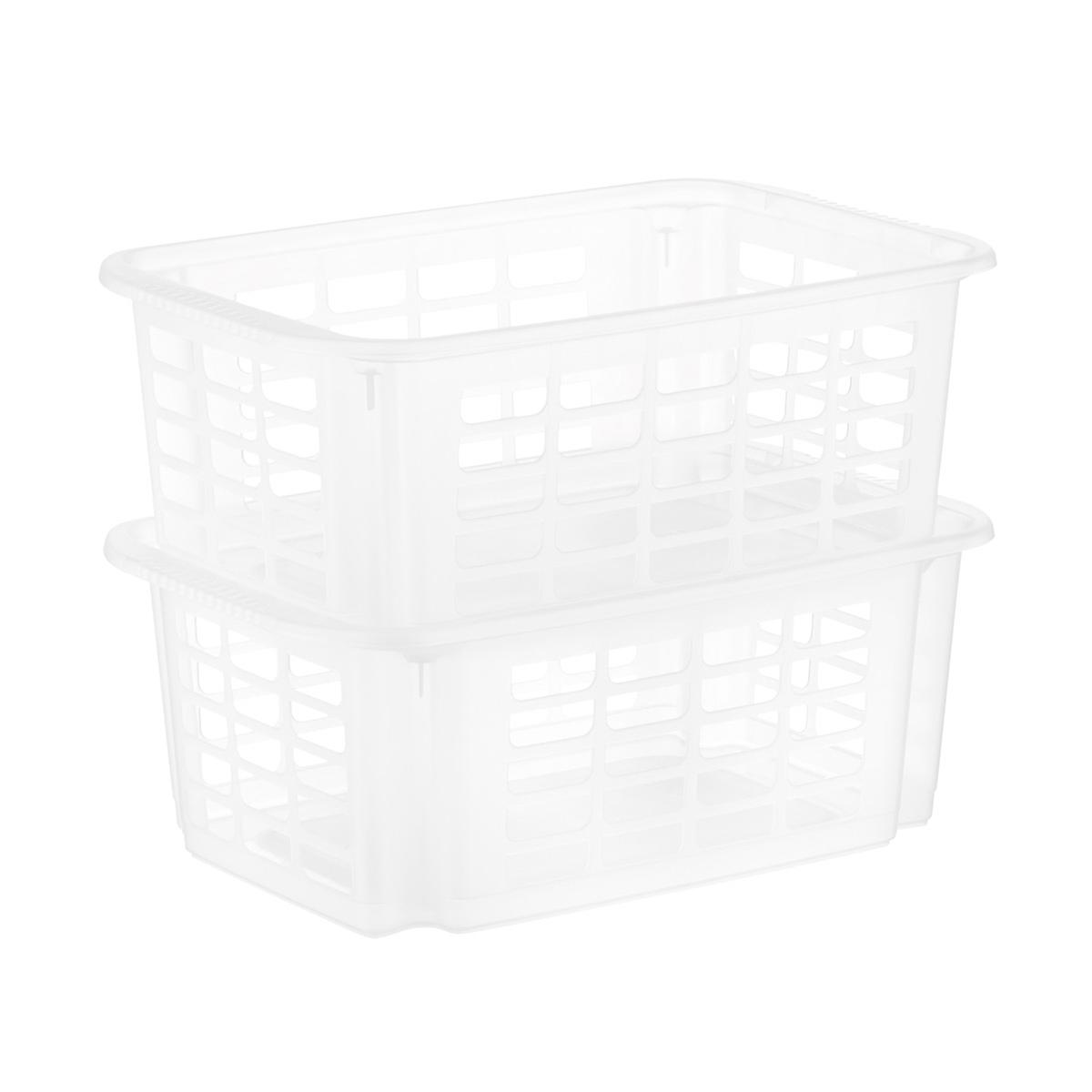 Image Result For Clear Stackable Storage Bins