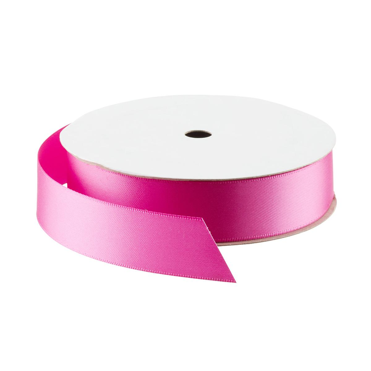 Garden Rose Double Face Satin Ribbon