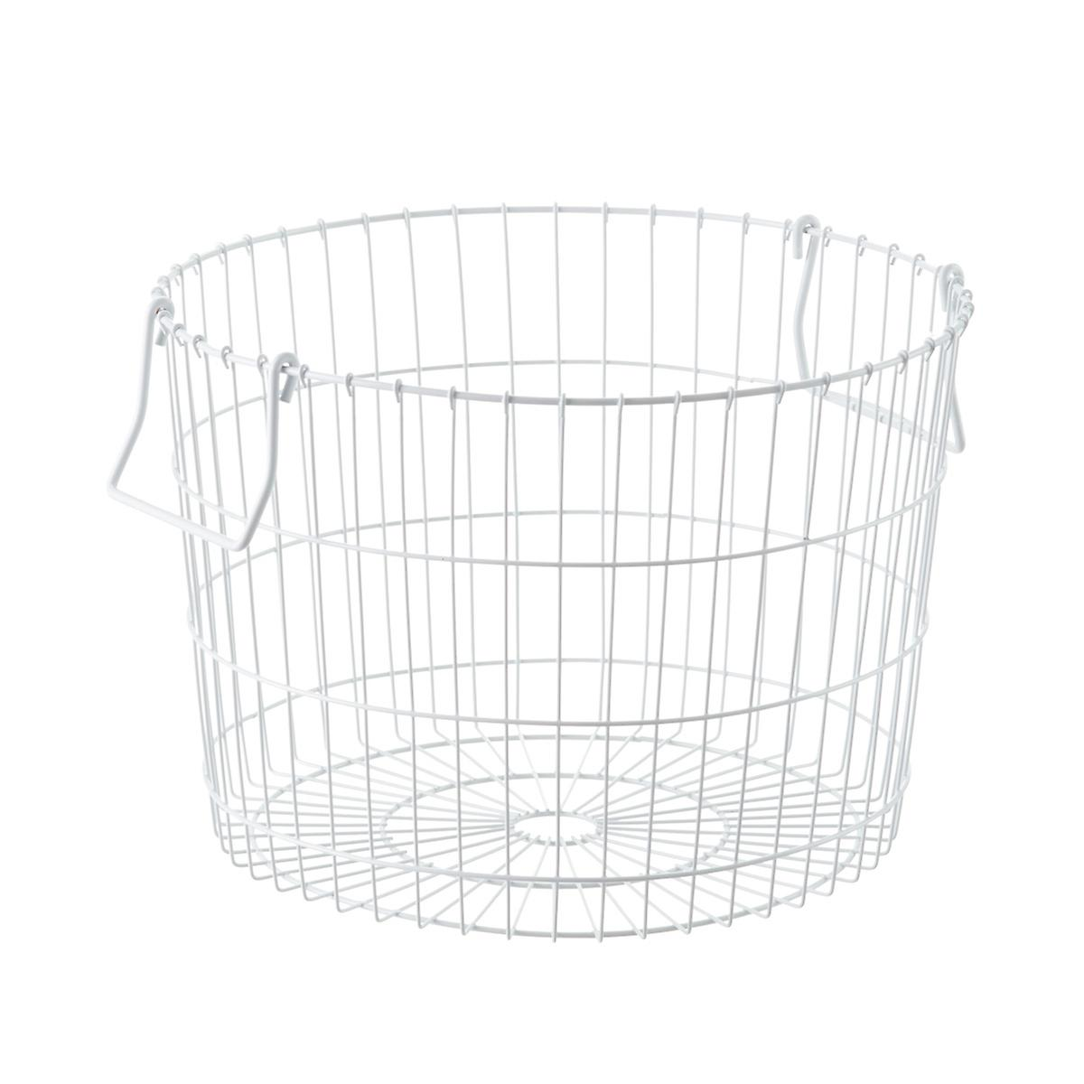 MDesign Farmhouse Decor Metal Wire Food Organizer Storage Bin Baskets with Handles Shop Best Sellers· Deals of the Day· Fast Shipping· Read Ratings & Reviews2,,+ followers on Twitter.
