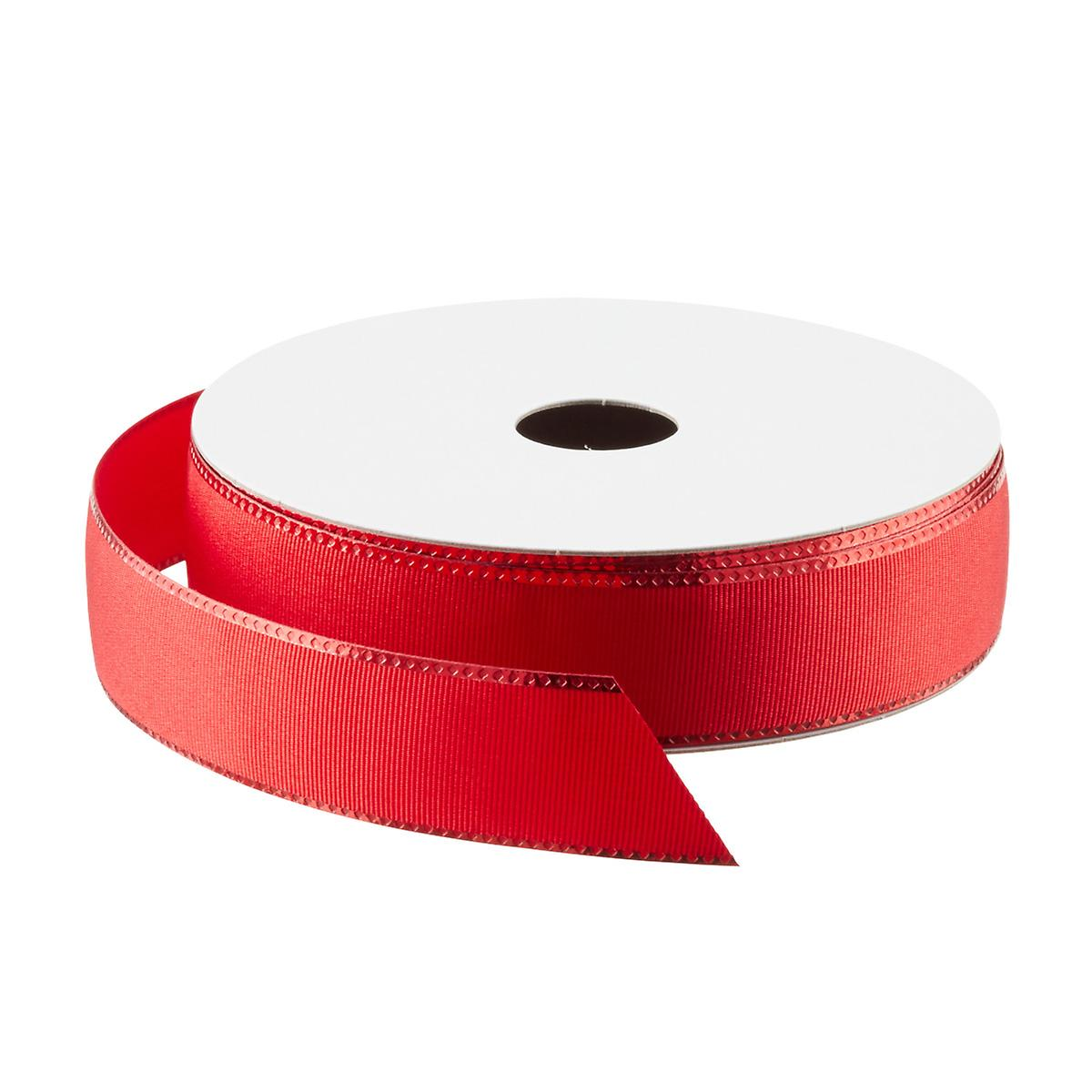 Red Lenora Ribbon