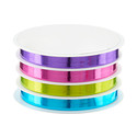 Brights Metallic Mix Multi Channel Curling Ribbon