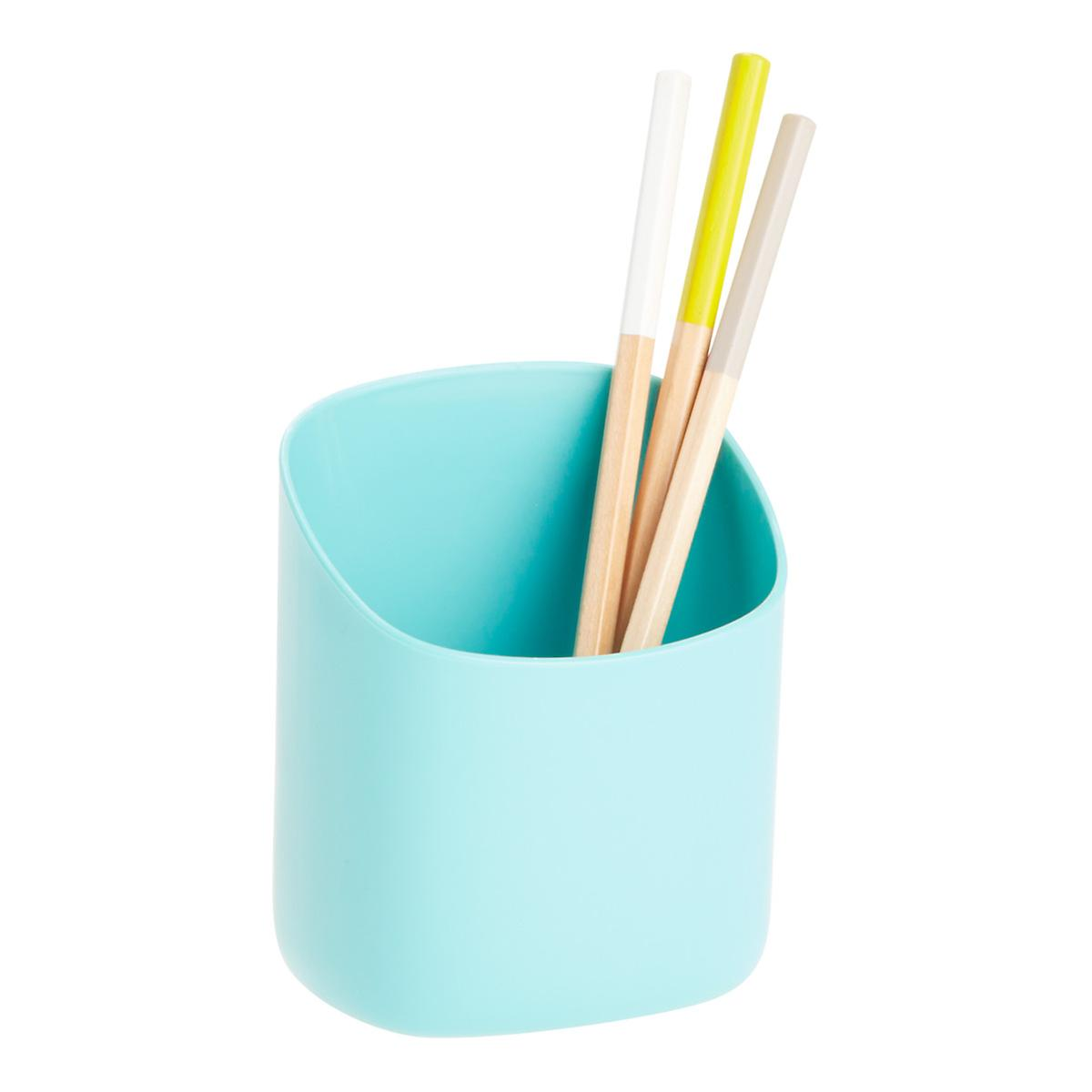 Teal Perch Bitsy Magnetic Container