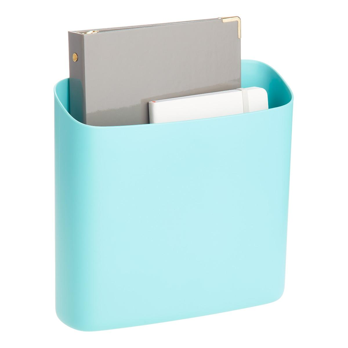 Teal Perch Biggy Magnetic Container
