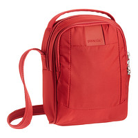 Pacsafe Metrosafe Red Anti-Theft Crossbody Bag