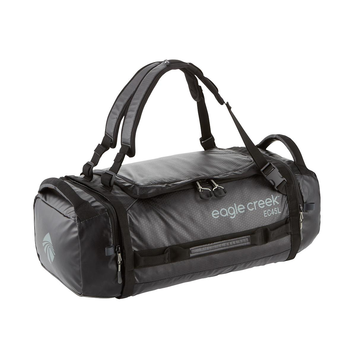 "Eagle Creek 22"" Black Cargo Hauler Duffel"