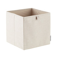 Bigso Flax Fabric Storage Cube