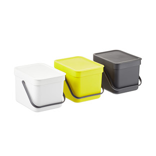 Brabantia 16 gal6L Sort Go Bin Reviews The Container Store