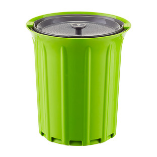 Full Circle Breeze Green Countertop Compost Bin