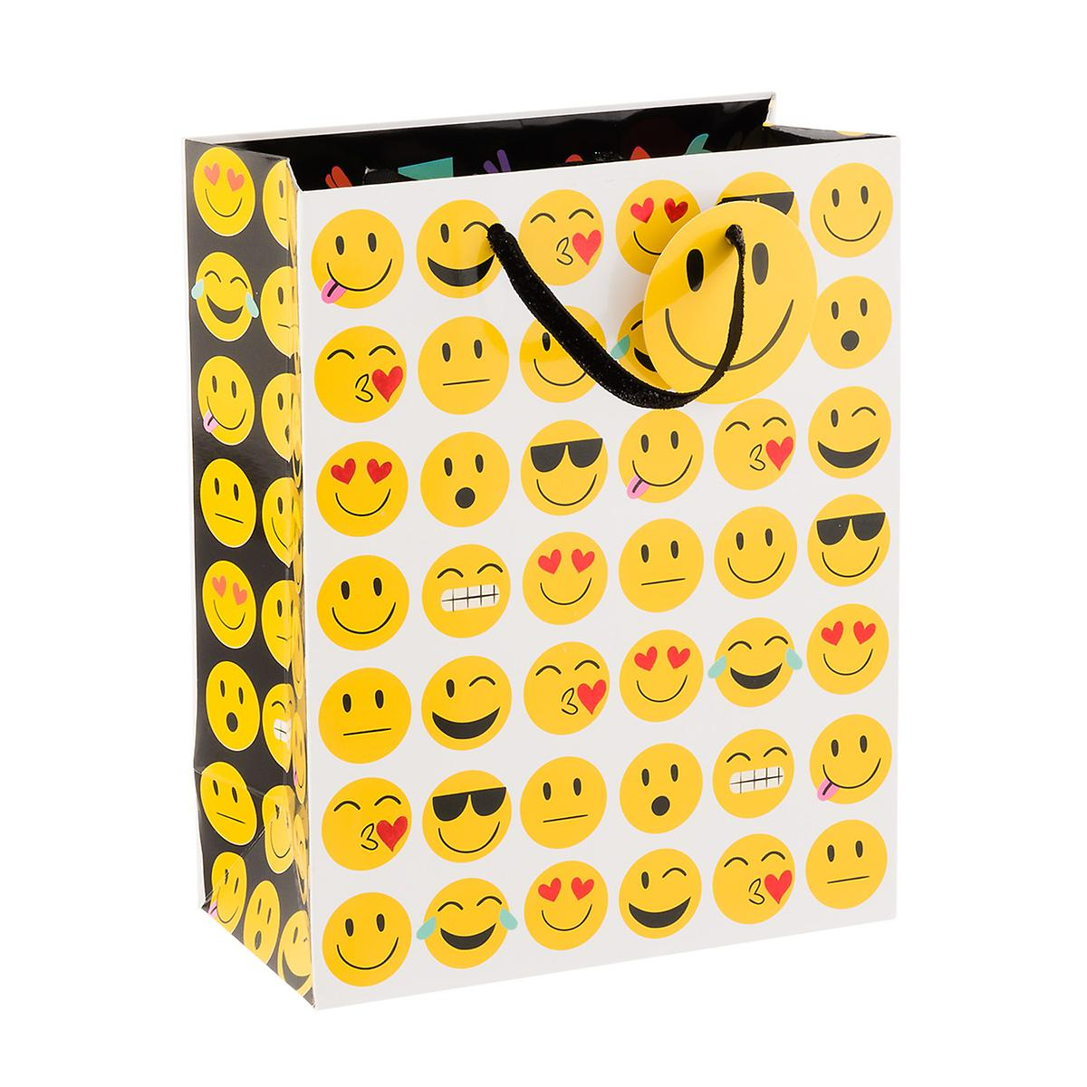 Medium Emoji Gift Bag