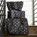 reisenthel Black Multi Dot Collection