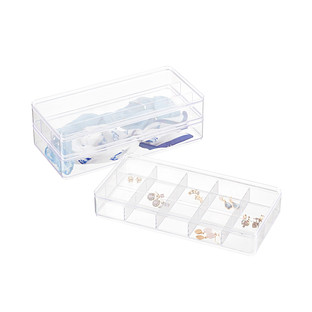 Stackable Compartment Boxes