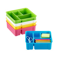 Smart Store 4-Compartment Tray