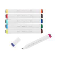U-Brands Dual-Tip Dry Erase Markers
