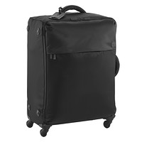 "Lipault Black 28"" Paris 4-Wheeled Luggage"