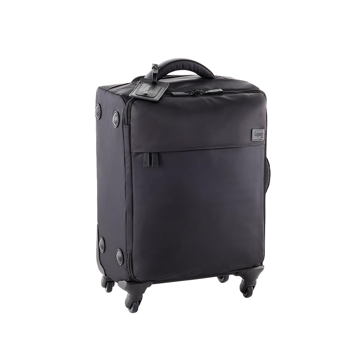 "Lipault Black 22"" Paris 4-Wheeled Luggage"