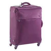 "Lipault Purple 28"" Paris 4-Wheeled Luggage"