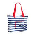 Anchors Aweigh Stash it Reusable Tote