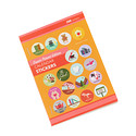 Super Parent Calendar Stickers