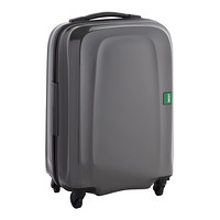 "Lojel Grey 26"" Lumo 4-Wheeled Luggage"