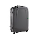 "Lojel Grey 22"" Lumo 4-Wheeled Luggage"