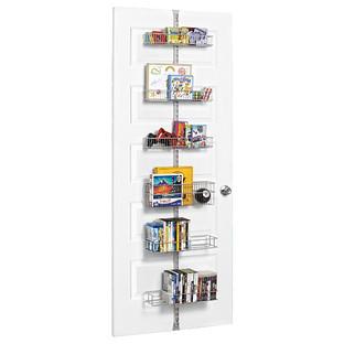 Platinum Elfa Utility Media Door & Wall Rack