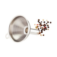 Stainless Steel Spice Funnel