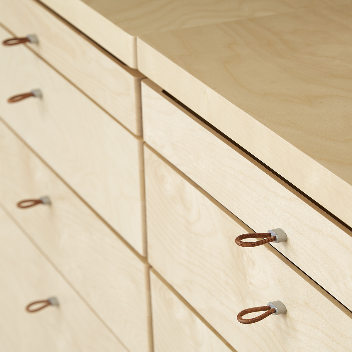 Birch elfa décor Drawer Frames & Fronts