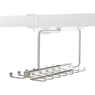 Elfa Décor Gliding Tie & Belt Racks