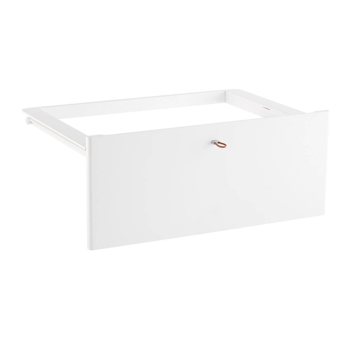 White Elfa Décor Drawer Frames & Fronts