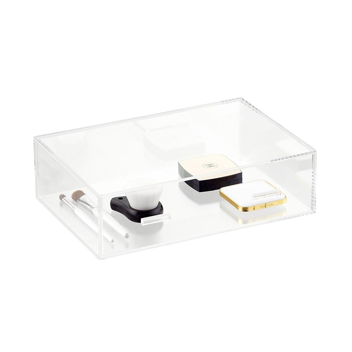 Luxe Acrylic Large Modular Drawer