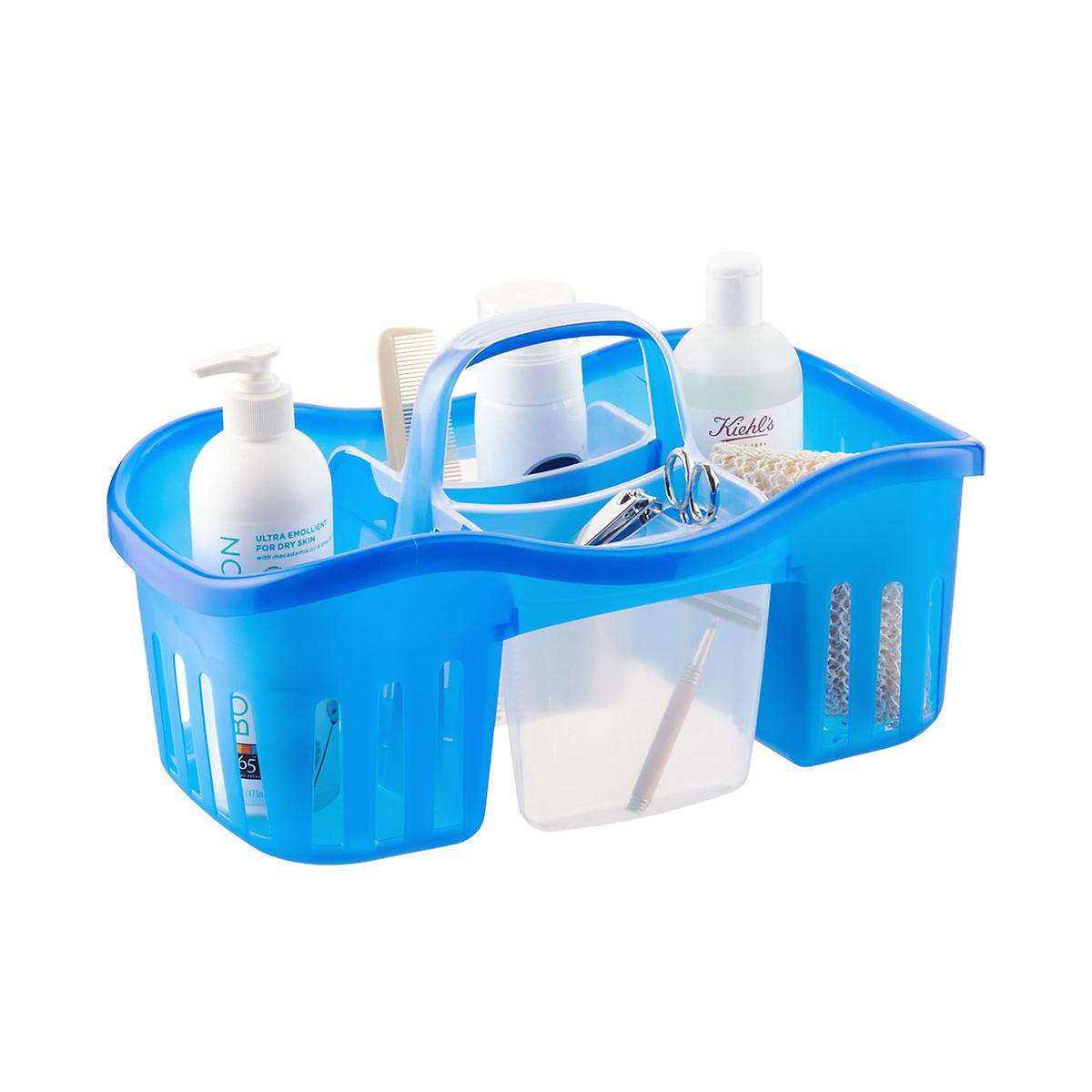 Plastic Shower Tote - Shower Ideas