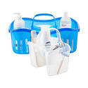 Casabella Blue 2-in-1 Shower Caddy