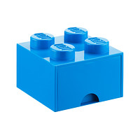 Blue Large Lego Storage Drawer
