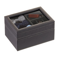 Charcoal Stackers Valet