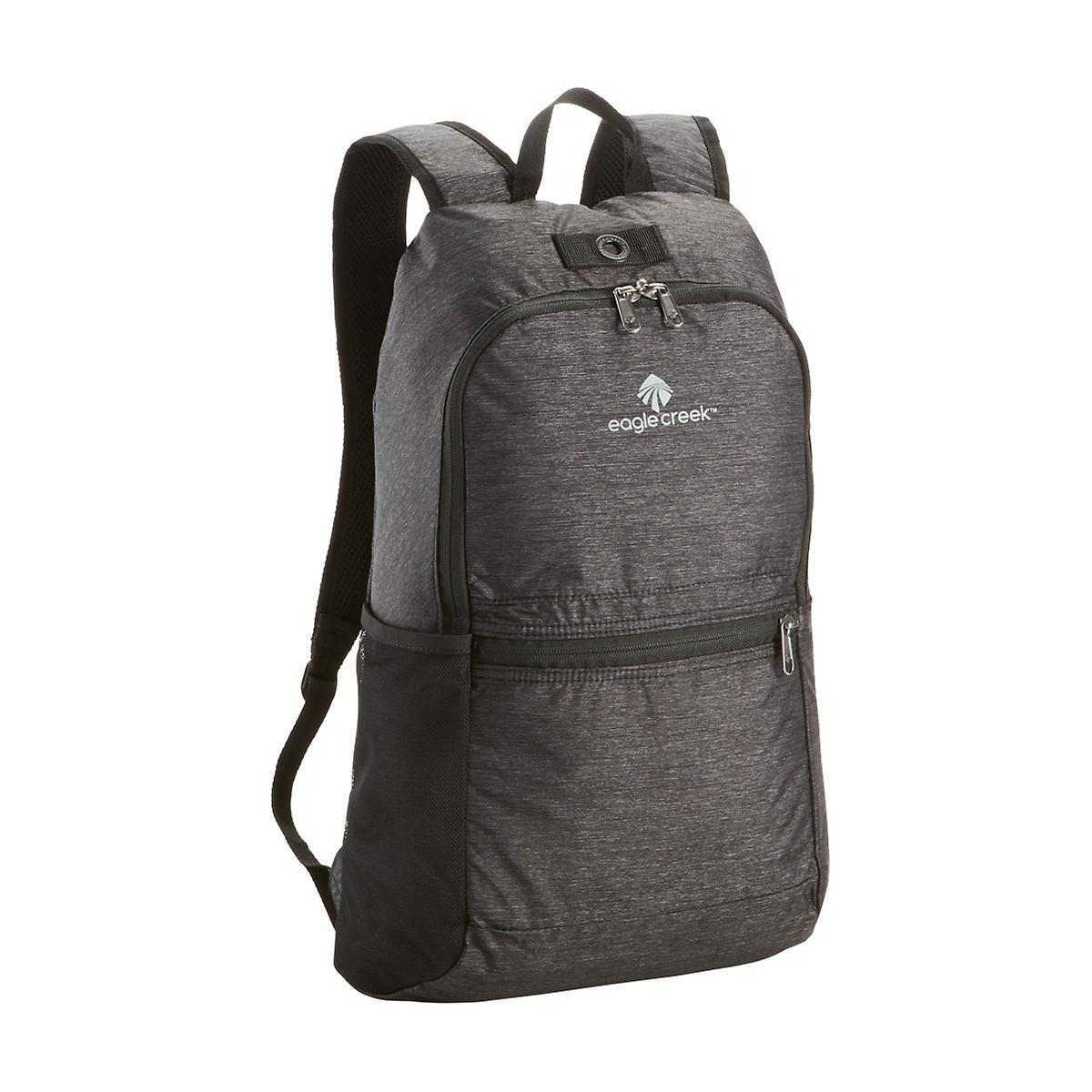 Eagle Creek Heathered Black Packable Daypack